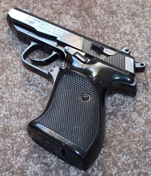 1978 Walther PP Super